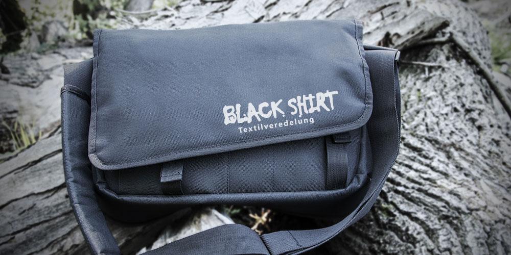 Fashion Taschen - Blackshirt Textilveredelung & Textildruck